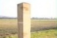 Field Gate Posts